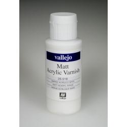 Лак покрывной матовый Vallejo