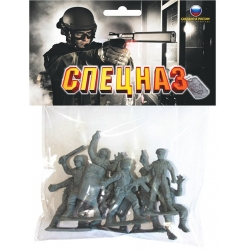 """Toy-soldiers """"Russian special forces"""" (12021)"""