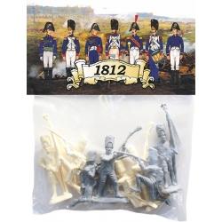 """Солдатики """"Армия 1812 года"""" (12022)"""