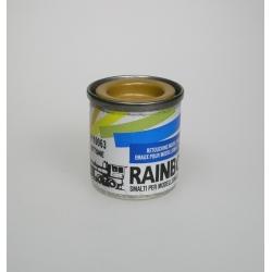 Краска акриловая Rainbow латунь металлик