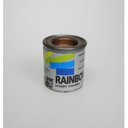 Краска акриловая Rainbow медь металлик