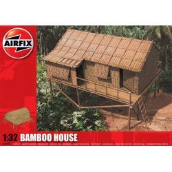 Бамбуковый дом 1:32