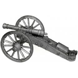 6-фунтовая пушка пешей и конной арт-ии. Россия, 1-я ч. 19в.  (AR08)