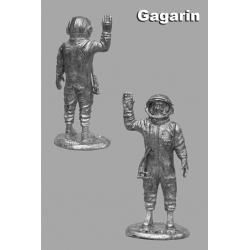 Космонавт СССР Ю. А. Гагарин