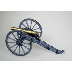 Британская пушка периода наполеоновских войн  (koof-a01)
