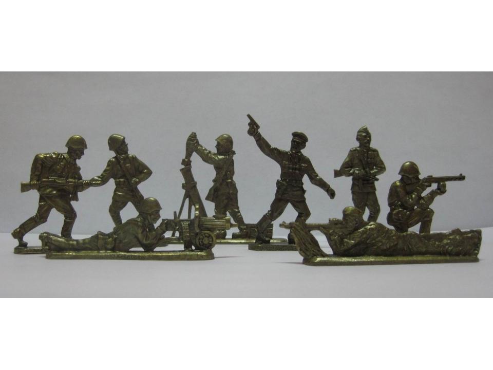 Сталинград красная армия