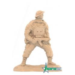 Солдаты «Морские котики» США: боец