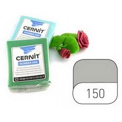 """Полимерный моделин """"Cernit Number One"""" 56гр./серый 150"""