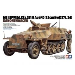 1/35 German Sdkfz 251/9 Kannwgn Kit