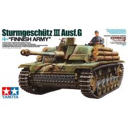 1/35 Sturmgeschutz III Ausf.G Finnish Army WWII