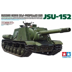 1/35 Russian Heavy Self-Propelled Gun JSU-152 WWII