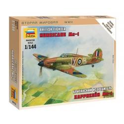 Британский истребитель Харрикейн Мк-1 (6173)