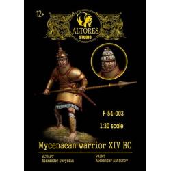 Микенский воин, 14 в. до н. э. (F-54-003m kit)