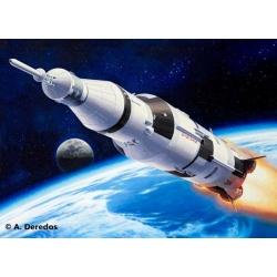 Ракета-носитель Saturn V (04909)