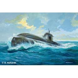 Новейшая немецкая подводная лодка класса U212A (05019)