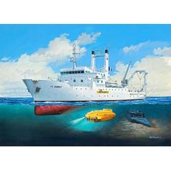 """Экспедиционное судно по поиску Титаника  """"Le Suroît"""" (05131)"""