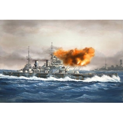 Линкор H.M.S Prince of Wales, WWII (05135)