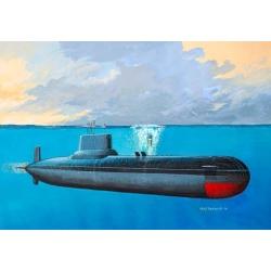 Советская подводная лодка тип 941 «Акула» 1:400 (05138)