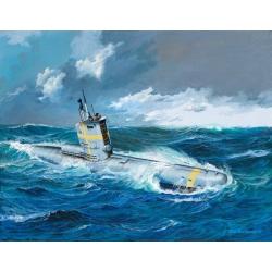 Немецкая Подводная лодка тип XXIII 1:144 (05140)