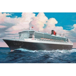 Лайнер Queen Mary 2, 1:1200 (05808)