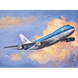 Самолет Пассажирский Boeing 747-200 (03999)