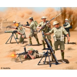 British 8th Army. WWII, 1:76 (02617)