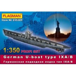 Германская подводная лодка типа IX A/B (235305)