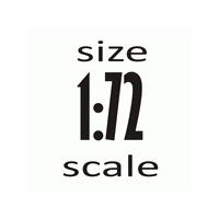 Маcштаб 1:72 (25 мм)