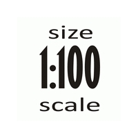 Scale 1:100