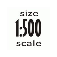 Масштаб 1:500