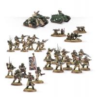 Astra Militarum & Imperial Guard (Астра милитарум и Императорская гвардия)