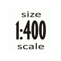 Scale 1:400