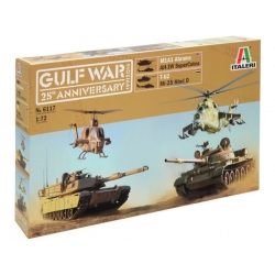 BATTLESET: GULF WAR 25th ANNIVERSARY 1:72 (6117)