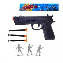 """Пистолет """"Берета"""" с тремя присосками (1172978)"""