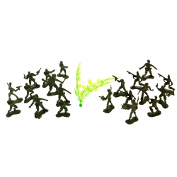 """Soliders """"Army"""", set of 20 (408324)"""