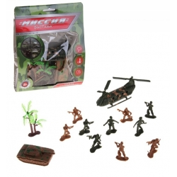 Soliders, set of 10 (105850)