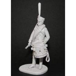 Ротный барабанщик гренадерских полков, Россия 1812-17 гг. (CHM-54018(M))