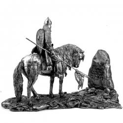 Витязь на распутье, русский воин середины 13 века