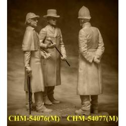 Сержант полиции Лондона. Великобритания 1865-97 гг. (CHM-54077(M))