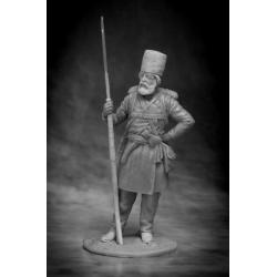 Русский ратник Москва или Нижегородского ополчения, 1812 (CHM-54085(M))