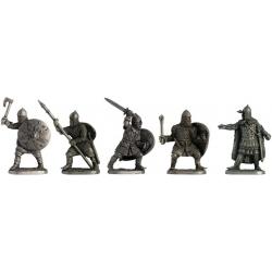 """Набор """"Русские средневековые воины"""""""
