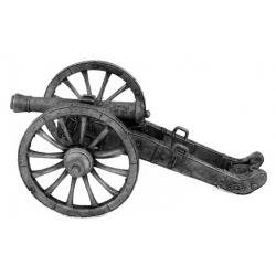 6-фунтовая пушка. Франция, 1803-1815