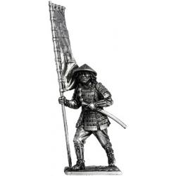 Асигару-знаменосец, конец 16- начало 17вв. (M227)
