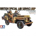British SAS Jeep Kit - CA133 (35033)