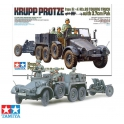 Krupp Towing Truck w/37mm Pak (35259)