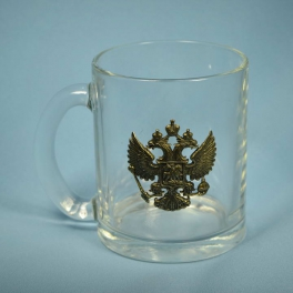 "Mug ""The Emblem of the Russian Federation"" (24712)"