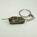 "Keychain ""self-propelled artillery ISU-152 (1: 180)"" (96415)"