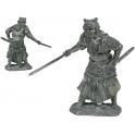 Древнекитайский воин, V век н.э. (PTS-5258)