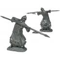 Древнекитайский воин, V век н.э. (PTS-5259)