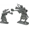 Древнекитайский воин, V век н.э. (PTS-5260)
